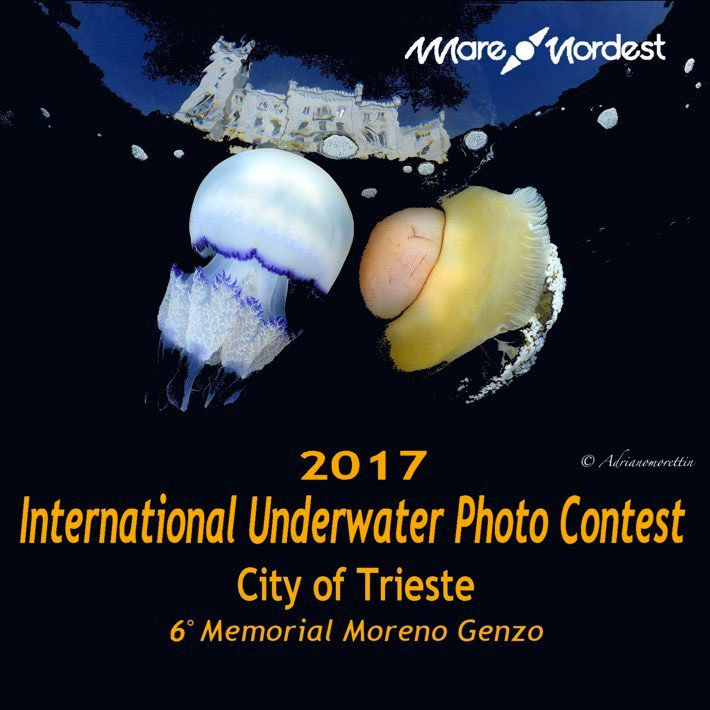 2017 International Underwater Photo Contest City of Trieste - 20 May 2017